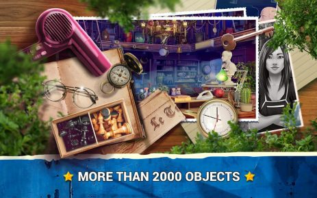 Скриншот Hidden Objects House Cleaning – Rooms Clean Up
