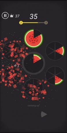 Скриншот Slices