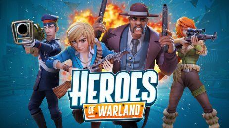 Скриншот Heroes of Warland