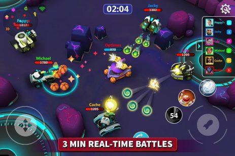 Скриншот Tank Raid