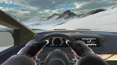 Скриншот Benz S600 Drift Simulator