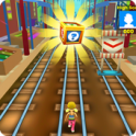 train Surf Run Fun 3d - icon