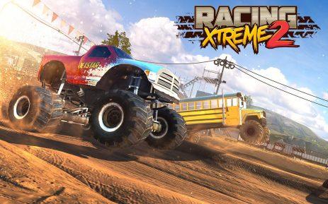 Скриншот Racing Xtreme 2