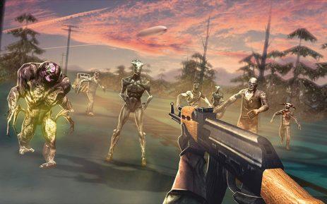 Скриншот ZOMBIE Beyond Terror: FPS Шутер-игра на выживание
