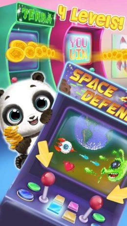 Скриншот Panda Lu Fun Park