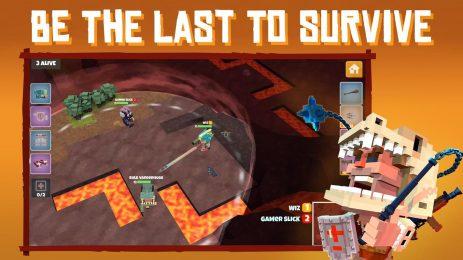 Скриншот Dinos Royale