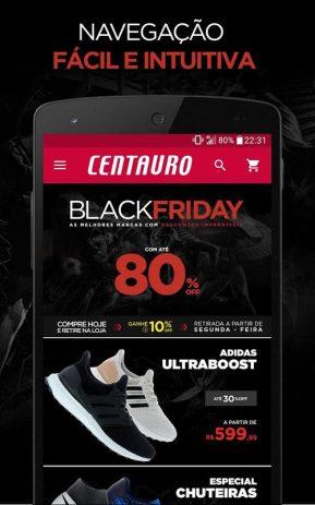 Скриншот Centauro