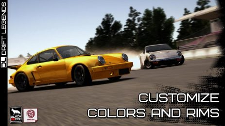 Скриншот Drift Legends