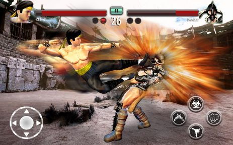 Скриншот Ninja Games