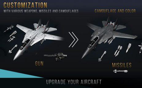 Скриншот Modern Warplanes