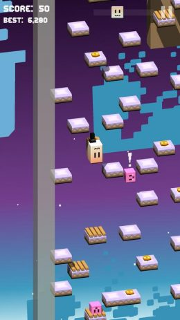 Скриншот Super Drop Land