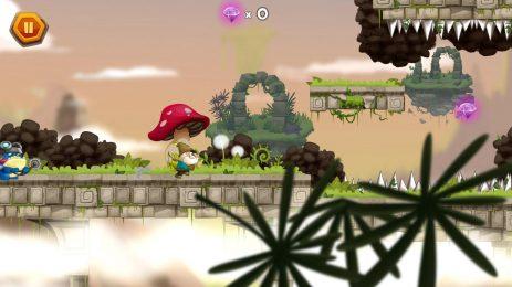 Скриншот Mushroom Guardian