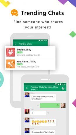 Скриншот MiChat