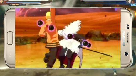 Скриншот Ultimate Ninja Storm 4
