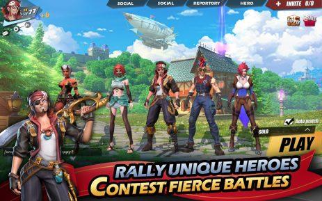 Скриншот RideOutHeroes