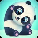 Pu – Cute giant panda bear, baby pet care game