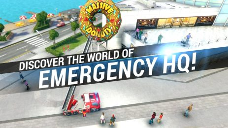 Скриншот EMERGENCY HQ – free rescue strategy game