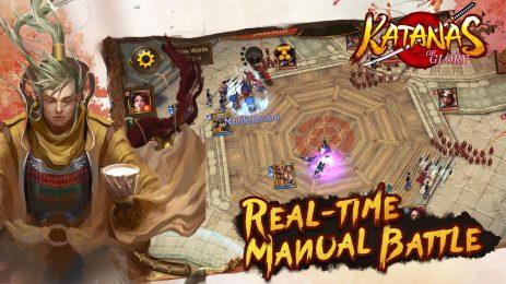 Скриншот Katanas of Glory