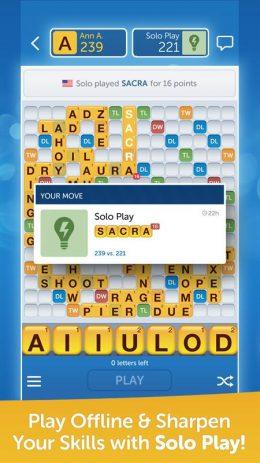 Скриншот Words
