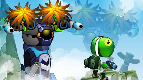 Скриншот Metal Heroes