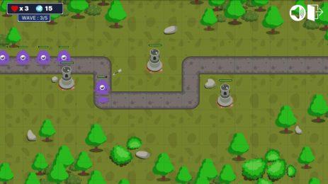 Скриншот Monster Assault