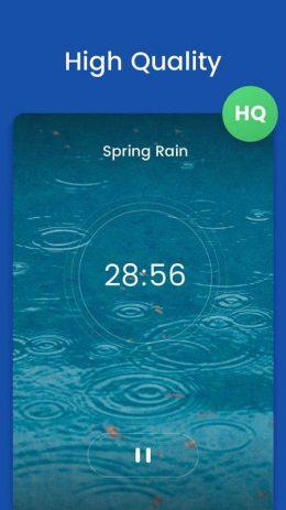 Скриншот Sleep Sounds