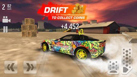 Скриншот Drift Max