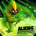 Aliens Arena: Mega Alien War Transform - icon
