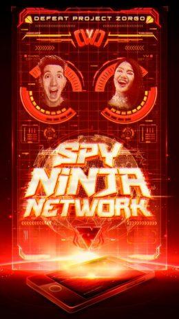 Скриншот Spy Ninja Network – Chad & Vy