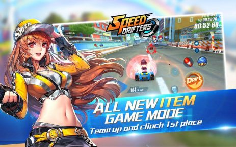 Скриншот Garena Speed Drifters