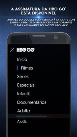 Скриншот HBO GO