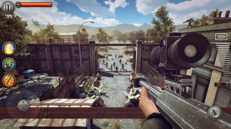 Скриншот Last Hope Sniper