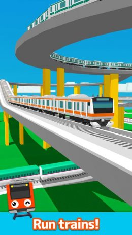 Скриншот Train Go