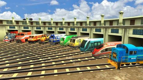 Скриншот Train Simulator – Free Game