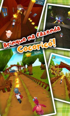Скриншот Cocoricó: Brincar de Pega
