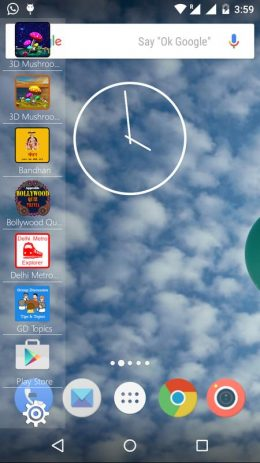 Скриншот Side Bar