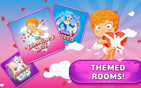 Скриншот Bingo St. Valentine's Day