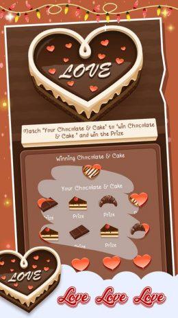 Скриншот Valentines Scratch – Win Prizes