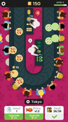 Скриншот Sushi Bar