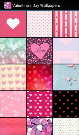 Скриншот Valentine's Day Wallpapers