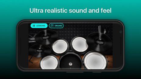 Скриншот Drums