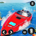Speed Boat Racing Challenge - icon