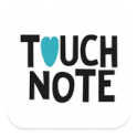 TouchNote on android