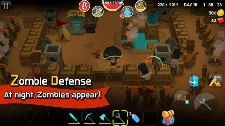 Скриншот Mine Survival