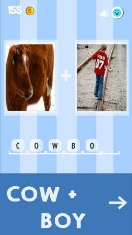 Скриншот 2 Картинки 1 Слово