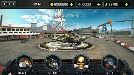 Скриншот Gunship Strike