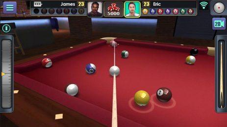 Скриншот 3D Pool Ball