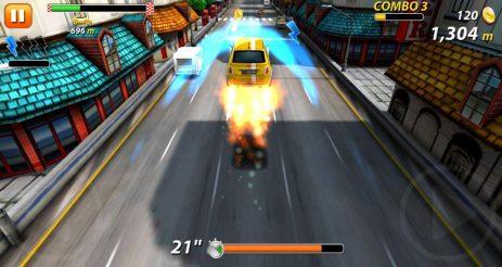 Скриншот On The Run 3D