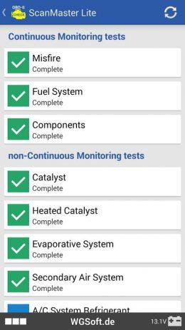 Скриншот ScanMaster 4