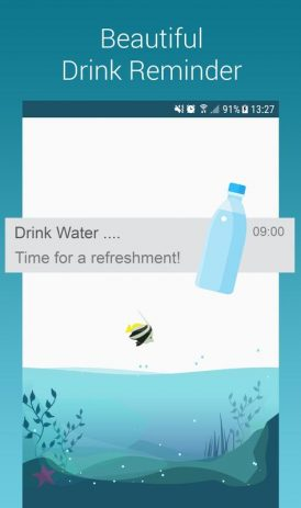 Скриншот Drink Water Aquarium 0